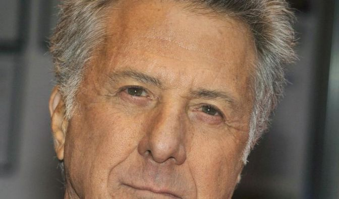 Dustin Hoffman rettet Jogger das Leben (Foto)