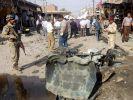 Dutzende Tote bei Anschlägen im Irak (Foto)