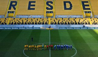 Dynamo Dresden begrüßt am Sonntag Bremens Zweite. Das Spiel wird ab 14 Uhr in der Konferenz des MDR übertragen. (Foto)
