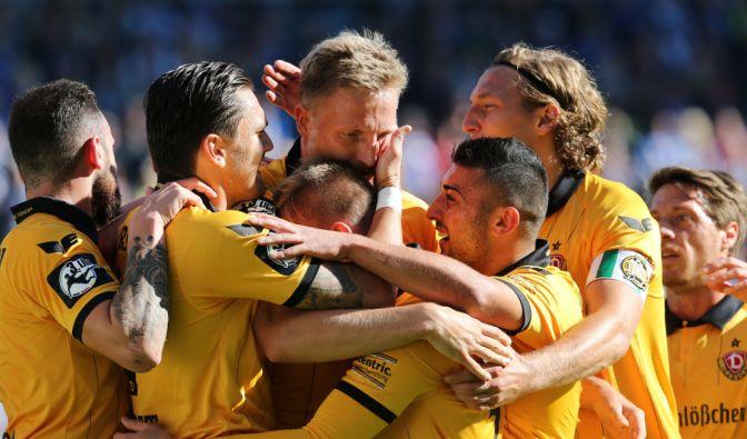 3. Liga - Ergebnisse und Tabelle: Dynamo oben auf ...