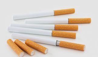 E-Zigaretten sind der neueste Schrei in Sachen Rauchwaren - doch wie schädlich sind die in den Liquids enthaltenen Inhaltsstoffe wirklich? (Foto)