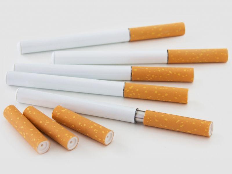 E Zigarette Ohne Liquid Rauchen