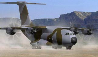 EADS: Probleme mit A400M unterschätzt (Foto)