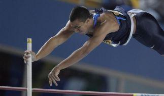 Eaton verbessert Hallen-Weltrekord im Siebenkampf (Foto)