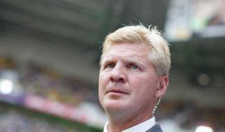 Eberl erneuert Kritik an Effenberg (Foto)