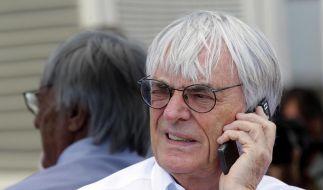 Ecclestone: Bahrain-Entscheidung vor Saisonstart (Foto)