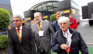 Ecclestone: «Es gibt Leute, die zahlen» (Foto)