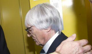 Ecclestone: Grikowsky wollte wohl Mr. Formel 1 werden (Foto)