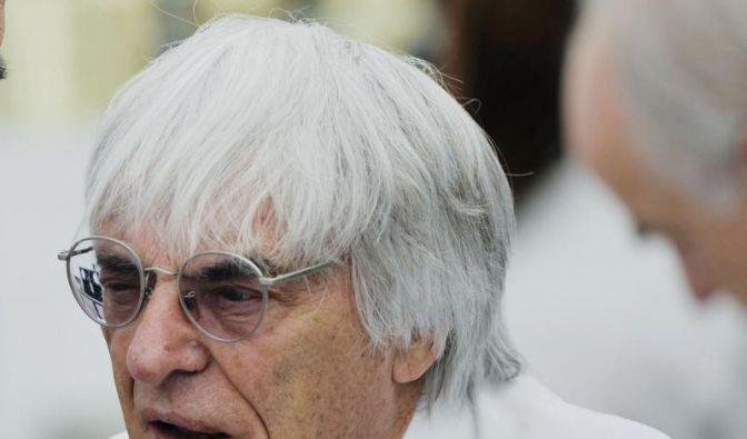 Ecclestone und der Nürburgring: Komplett-Kauf kein Thema (Foto)