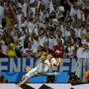Echte WM-Type: Rekordmann Klose (Foto)
