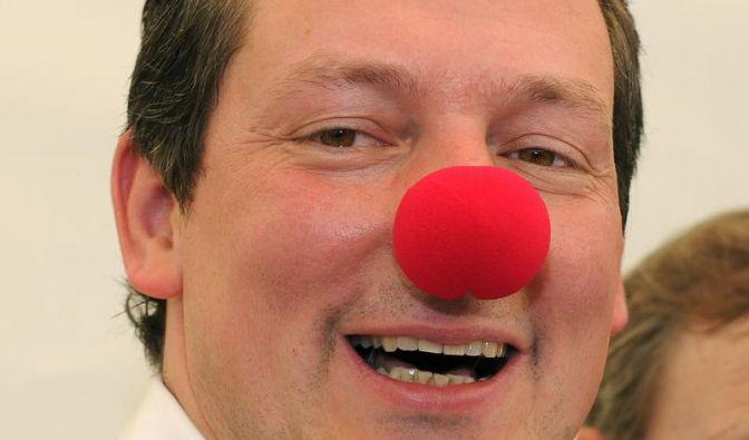 Eckart von Hirschhausen rät: Mehr lachen! (Foto)
