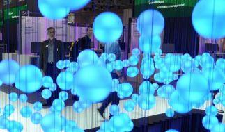 Eckdaten - das ist die Cebit 2009 (Foto)