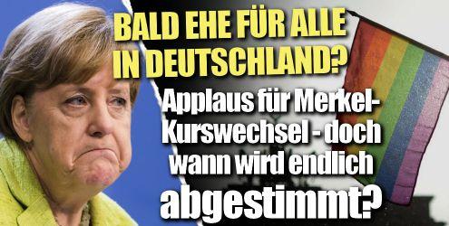 Ehe für alle in Deutschland