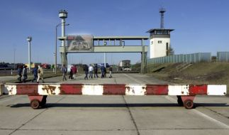 Ehemaliger Grenzübergang Marienborn (Foto)