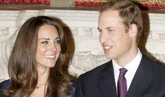 Ehevertrag als Geschenk für William und Kate (Foto)