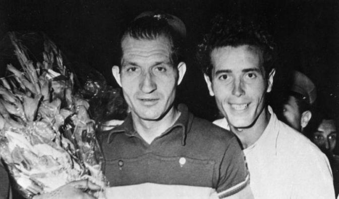 Ehrentitel für verstorbenen Radsportler Bartali (Foto)