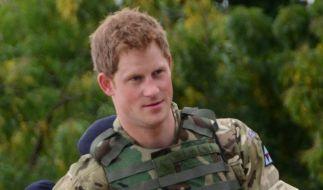 Ehrung für Prinz Harry: Einsatz für verletzte Soldaten (Foto)