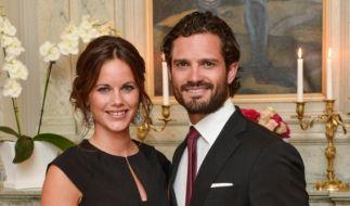 Eigentlich sollte das Geschlecht des Königskindes eine Überraschung werden, doch Prinzessin Sofia und Prinz Carl Philip haben sich beim Einkaufen verraten. (Foto)