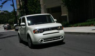 Eigenwilliger Brocken. Der Nissan Cube ist ein Quadrat auf Rädern - bald auch in Europa. (Foto)