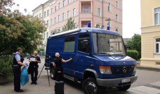 Ein 39-Jähriger hat vermutlich seine Lebensgefährtin in Erfurt umgebracht. (Foto)