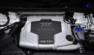 Ein aktueller TDI-Motor aus dem Hause Audi.  (Foto)
