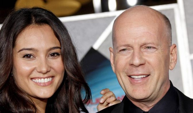 Ein Baby für Bruce Willis (Foto)
