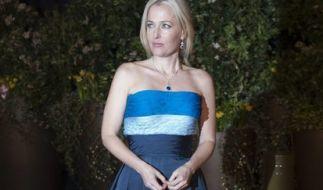 Ein weiblicher Bond? Wer, wenn nicht Gillian Anderson könnte diese Rolle ausfüllen? (Foto)