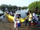 Ein Boot für arme Kinder (Foto)