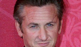 Ein Charity-Award für Sean Penn (Foto)