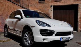 Ein echter Porsche (Foto)