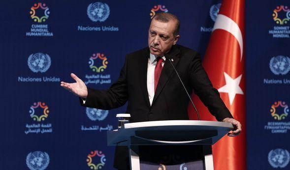 Ein Einreiseverbot für Erdogan? Ob sich der türkische Präsident darüber freuen würde? (Foto)