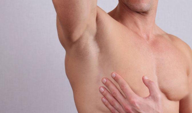 Fette brustwarzen