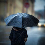 Wolkenbruch! DIESES Gewitter-Foto ist der Hammer (Foto)