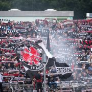 Eintracht-Fan nach Pokalspiel außer Lebensgefahr (Foto)