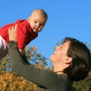 Ein Großteil der Mütter ist überfordert.