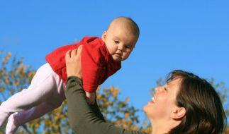 Ein Großteil der Mütter ist überfordert. (Foto)