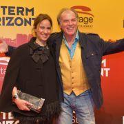 Ein Herz und eine Seele: Schauspieler Wolfgang Fierek und seine Ehefrau Djamila Mendil. (Foto)