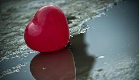 Ein Herz (Foto)