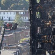 Was tun bei Hochhausbrand? Schutzmaßnahmen und Rettungsmöglichkeiten (Foto)