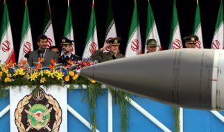 Ein atomar bewaffneter Iran ist für viele eine Schreckensvision (Foto)