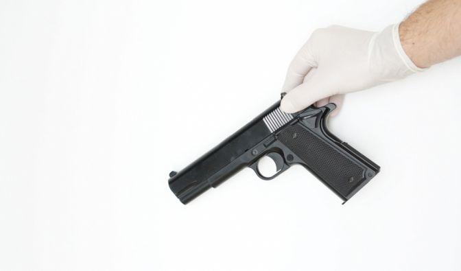 Jäger mit geladener Waffe in Hose - Freundin schwer verletzt (Foto)