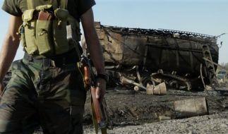 Ein Jahr nach Kunduz-Bombardement (Foto)