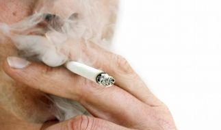 Ein Leben ohne Qualm? Vielen fällt es sehr schwer, auf Zigaretten zu verzichten. (Foto)