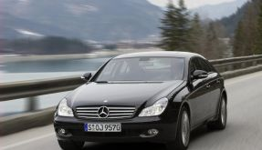 Ein Maserati aus Baden-Württemberg. Der CLS macht eine gute Figur - mit schwäbischen Qualitäten. (Foto)