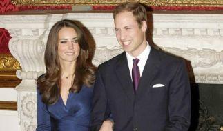Ein modernes Paar: Sympathien für Kate und William (Foto)