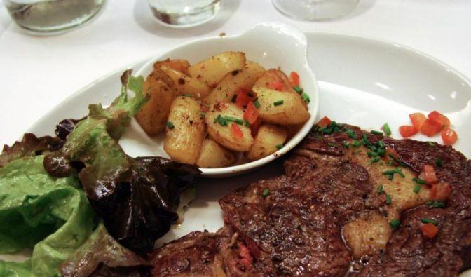 Ein Paar aus Oregon wollte sein Steak mit Drogen bezahlen. (Foto)