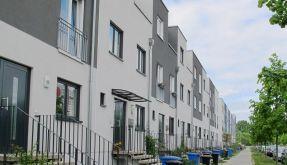 Ein Reihen- oder Doppelhaus bauen (Foto)