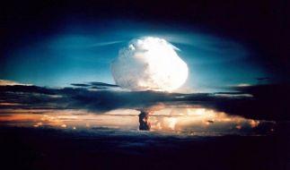 Ein russischer TV-Sender warnt vor einem Atomkrieg. (Foto)