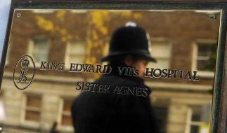 Ein Scherz, der zu weit ging: Die Krankenschwester ist nun tot. Medien spekulieren über einen Selbstmord. (Foto)
