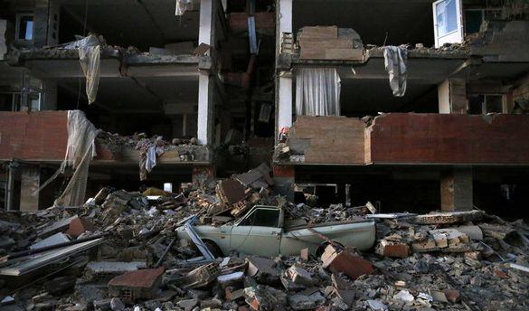 Über 400 Tote und 7.000 Verletzte nach schwerem Erdbeben in Kurdenregion (Foto)